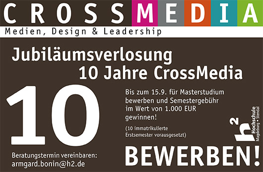 Cross Media: Journalismus, Interaction Design, Management