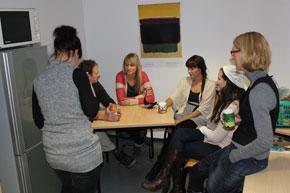Cross-Media-Präsenzphase im Dezember 2011
