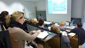 Cross-Media-Projektpräsentation am 18.02.2011