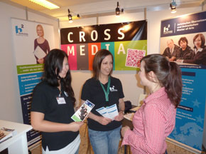 Cross-Media auf der Studyworld 21.05.2011