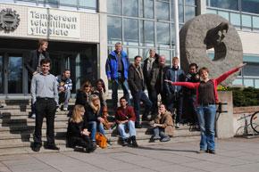 Cross-Media-Projekt in Tampere 2012