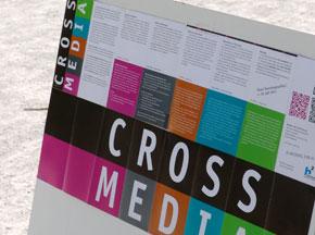 Cross-Media Flyer