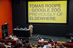 Keynote Tom Roope