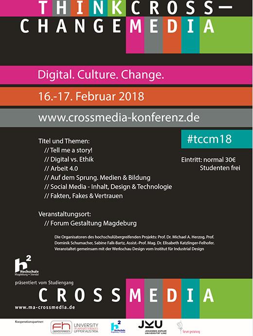 Crossmedia Konferenz #TCCM18